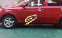 Cần bán lại xe Daewoo Gentra SX 2006, màu đỏ số sàn