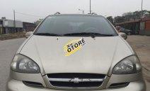 Cần bán Chevrolet Vivant 2.0 đời 2010, màu vàng số sàn