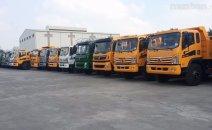 Bán xe Dongfeng 8.1T năm 2017, màu vàng, nhập khẩu