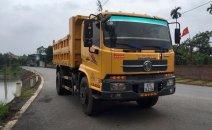 Cần bán Dongfeng 8T đời 2015, màu vàng, nhập khẩu