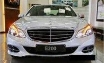 Xe Mercedes E200 2017 đã có mặt tại thị trường
