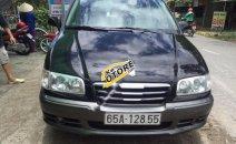 Bán Hyundai Trajet đời 2004, màu đen, nhập khẩu số tự động, 275tr