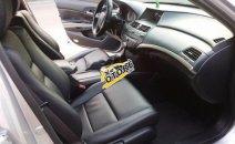 Cần bán gấp Honda Accord 2.4 AT đời 2007, màu bạc, nhập khẩu, số tự động