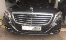 Bán Mercedes S500 đời 2016, màu đen, nhập khẩu, đẹp như mới