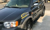 Cần bán lại xe Ford Escape 3.0 sản xuất 2003, màu xám, giá chỉ 195 triệu