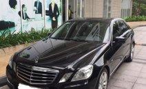 Cần bán gấp Mercedes E250 đời 2011, màu đen, nhập khẩu chính hãng