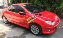 Bán Peugeot 206 đời 2006, màu đỏ, xe nhập chính chủ, giá 378tr