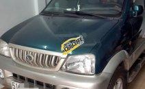 Chính chủ bán Daihatsu Terios 4x4 MT đời 2003, màu xanh