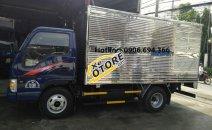 Bán xe tải Jac 2.4T, thùng kín inox, giá nét nhất thị trường