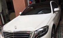 Cần bán lại xe Mercedes S400 đời 2017, màu trắng, xe nhập, chính chủ