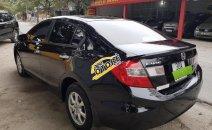 Cần bán gấp Honda Civic 1.8AT đời 2015, màu đen số tự động giá cạnh tranh