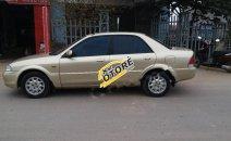 Cần bán xe Ford Laser Delu năm 2001, màu vàng