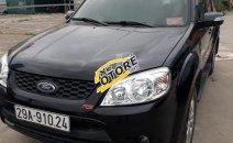 Cần bán xe Ford Escape XLS 2013, màu đen, giá 545tr
