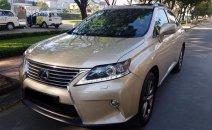 Cần bán gấp Lexus RX350 đời 2015, xe nhập, chính chủ