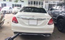 Bán xe Mercedes C200 đời 2015, màu trắng, nhập khẩu, chính chủ