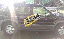 Bán xe Ford Escape 3.0 năm sản xuất 2003, màu đen