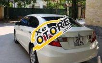 Cần bán Honda Civic 1.8AT đời 2015, màu trắng chính chủ, 630tr