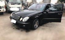 Bán Mercedes E240 2004, màu đen, xe nhập, chính chủ, 365 triệu
