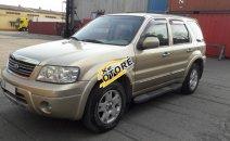 Bán ô tô Ford Escape 2.3L 2004, màu ghi vàng, giá 275tr