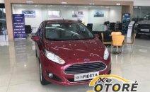 Bán xe Ford Fiesta 1.5L Titanium đời 2018, màu đỏ