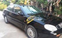Bán xe Daewoo Leganza CDX đời 1997, màu đen, nhập khẩu nguyên chiếc