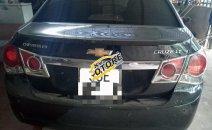 Bán Chevrolet Cruze LT năm 2010, màu đen, xe nhập