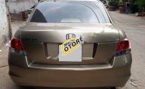 Bán Honda Accord 2.4 AT sản xuất 2007, màu vàng, nhập khẩu Nhật Bản