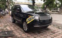 Bán ô tô LandRover Range Rover Hse 3.0 SX 2015, màu đen, nhập khẩu nguyên chiếc