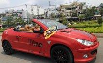 Bán Peugeot 206cc nhập Pháp 2010 Sport 2 cửa 4 chỗ, hàng độc, mui xếp cứng