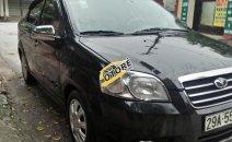 Bán xe Daewoo Gentra Sx năm sản xuất 2007, màu đen, 139tr