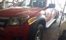 Bán ô tô Ford Ranger XL đời 2010, màu đỏ, xe nhập, giá 328tr