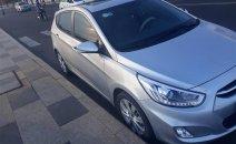 Bán Hyundai Accent 1.4AT đời 2015, màu bạc, như mới