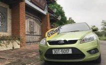 Cần bán gấp Ford Focus AT sản xuất năm 2009, màu xanh lam số tự động, giá chỉ 378 triệu