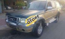 Cần bán gấp Ford Ranger XLT 2003, màu xanh, 198tr