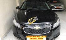 Bán ô tô Chevrolet Cruze 1.6 LS sản xuất 2011, màu đen