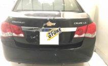 Cần bán gấp Chevrolet Cruze 1.6 LS sản xuất năm 2011, màu đen còn mới