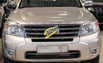 Cần bán xe Ford Everest năm sản xuất 2012, màu vàng cát