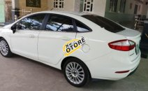 Bán xe Ford Fiesta Titanium sản xuất 2015, màu trắng