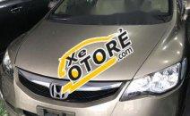 Bán xe Honda Civic 1.8 sản xuất năm 2009, màu bạc, giá tốt