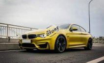Cần bán lại xe BMW M4 sản xuất 2016, màu vàng, xe nhập