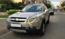 Cần bán xe Chevrolet Captiva LT sản xuất 2010, màu bạc, giá chỉ 365 triệu