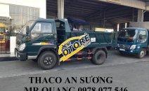Xe Ben Trường Hải 6 tấn, 5 khối, Thaco Forand FLD600c hỗ trợ trả góp tại TPHCM