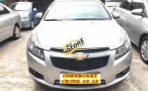 Cần bán Chevrolet Cruze 1.6 LS sản xuất 2011, màu bạc