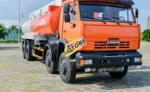 Bán xe bồn xăng dầu Kamaz 6540 Long (8x4) 23 khối đảm bảo an toàn. Vì sao nên chọn?
