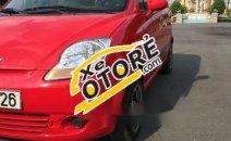 Cần bán Chevrolet Spark Van năm sản xuất 2008, màu đỏ, giá tốt