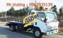 Bán xe cứu hộ giao thông Isuzu sàn trượt 5 tấn