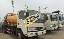 Cần bán xe hút bùn, hút thải Dongfeng 3,5m3, hàng có sẵn