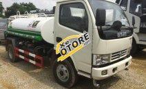 Bán xe phun nước Dongfeng 3m3, hàng sẵn giao ngay