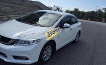 Cần bán gấp Honda Civic 1.8 AT 2015, màu trắng chính chủ