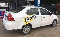 Cần bán Chevrolet Aveo 1.5AT đời 2016, màu trắng chính chủ